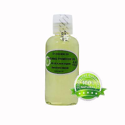 Evening Primrose Oil Soap - 4 OZ EVENING PRIMROSE OIL PURE ORGANIC SOAP MASSAGE