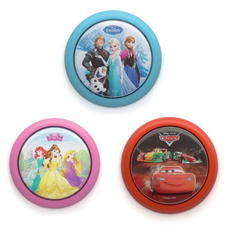 Phillips Battery-Powered LED Night Light (Princess, Frozen Elsa, & Cars McQueen)