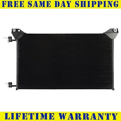 AC A/C Condenser For Chevy Hummer Fits Tahoe Avalanche Silverado H2 4953