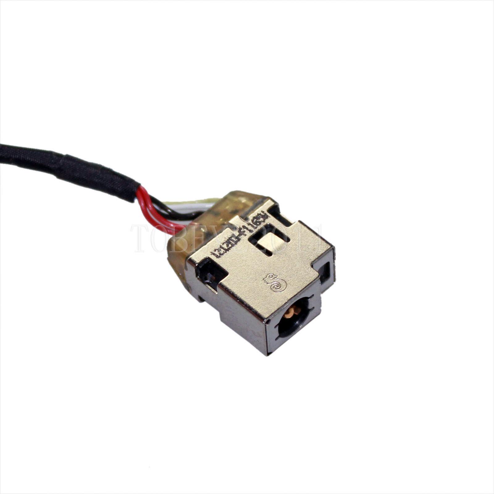 Original DC power jack cable for HP Spectre XT TouchSmart 15-4000ea 15-4100ea