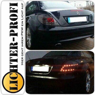 Mercedes Benz SLK R171 LED Rückleuchten smoke schwarz Baujahr 2004-2011!Neu!