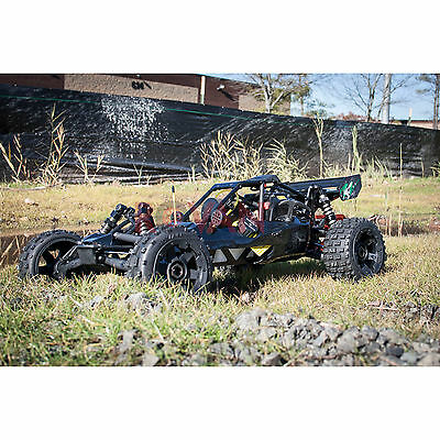 Rovan RC 1/5 Scale RTR 320c Gas Radio Buggy 32cc HPI Baja 5B SS King Compatible