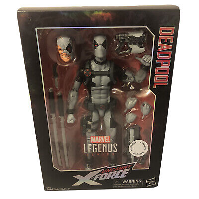 """Marvel Legends: Uncanny X-Force - Deadpool (Toys-R-Us Exclusive) 12"""" Figure"""