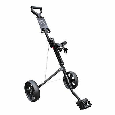 Masters 1 Series Junior 2-Wheel Golf Trolley Buggy Cart New Foldable (Junior Golf Pull Cart)