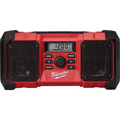 Milwaukee M18 Jobsite Radio # 2890-20 - Milwaukee Job Site Radio