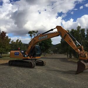 20t Excavator Darling Heights Toowoomba City Preview