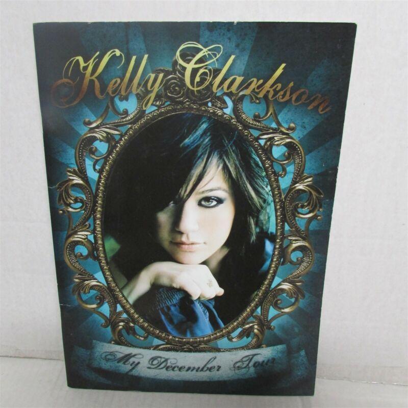 KELLY CLARKSON My December Tour Book 2007/08