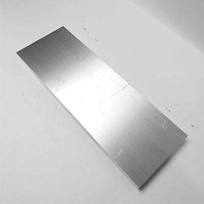 1 Thick Aluminum 6061 Plate 7.75 X 19.5 Long Sku 137221
