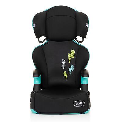 Evenflo Booster Car Seat Big Kid High Back 2-In-1, Belt Posi