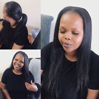 Mobile & Affordable hairstylist, flawless weave install/braids