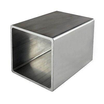 8020 Inc Mill Finish Aluminum 3 X 3 Square Tube Part 8126 X 48 Long N