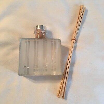 NEW NEST Fragrances Sahara Spice Reed Diffuser 5.9 Fl Oz 175 mL 10 Reeds $44.00