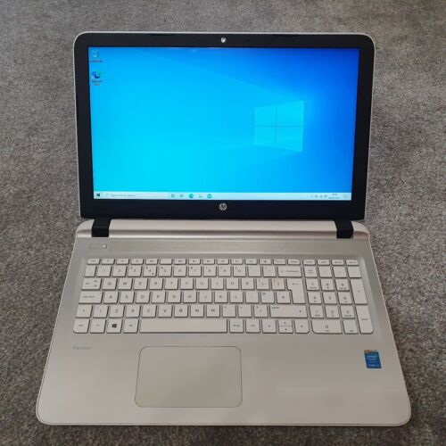 Laptop Windows - HP PAVILION 15 LAPTOP,INTEL I3 5010U,8GB,1TB,HDMI,WEBCAM,WHITE,WINDOWS 10
