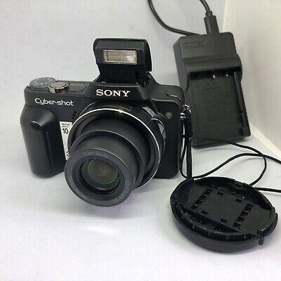 SONY CYBERSHOT DSC-H10 BLACK Carl Zeiss