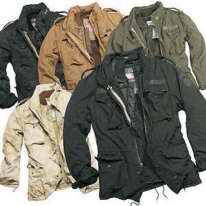 Surplus-M65-Regiment-Jacket-Army-Jacket-Schimanski-Jacket