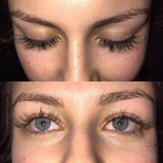 Eyelash extensions Werribee
