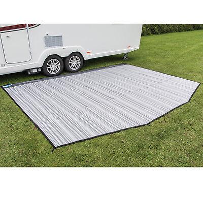 Grau Zeltteppich Vorzeltteppich Campingteppich Zeltbode… |