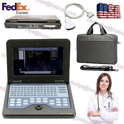 Fda Contec Cms600p2 Portable Ultrasound Scanner Digital Laptop Machineconvex