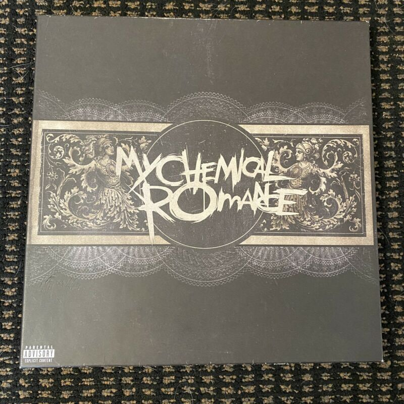 RARE MCR My Chemical Romance The Black Parade Vinyl Limited Edition NOS