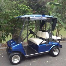 CLUB CAR GOLf BUGGY Gaven Gold Coast City Preview