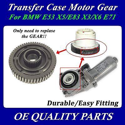 Transfer Case Motor Gear for BMW E53 X5 E83 X3 X6 E71 27107568267