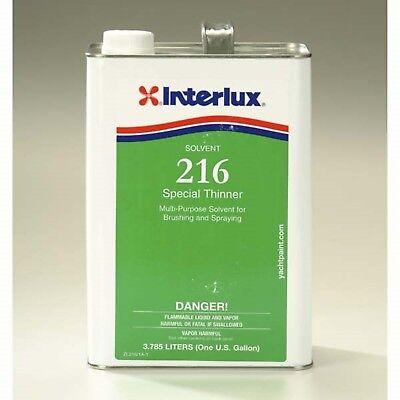 Interlux 216Q Special Marine Paint Thinner Brush/Spray Quart ()
