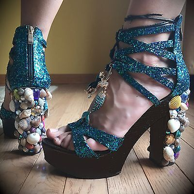 custom made mermaid heels - Mermaid Customes