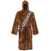 Towelling Dressing Gown Hood