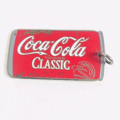Vintage Coca Cola Classic Original Can Pendant