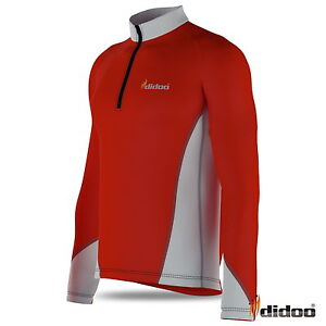 Mens-Cycling-Jersey-New-Long-Sleeve-Bike-Top-Outdoor-Wear-Sports-Biking-Shirt