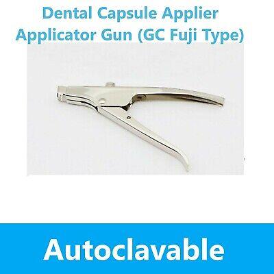 Universal Dental Capsule Applier Applicator Gun Gc Fuji Type - Autoclavable