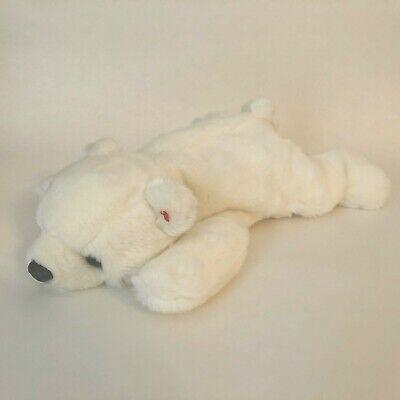 Ty Beanie Buddies White Polar Bear 13