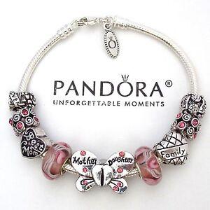 Pandora daughter charm deals on 1001 blocks