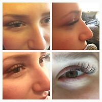 ☆☆Eyelash extensions!! In WHISTLER☆☆