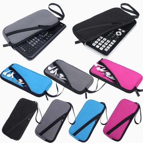 Carrying Case bag For Texas Instruments TI-84 83 89 Plus TI-Nspire CX Calculator