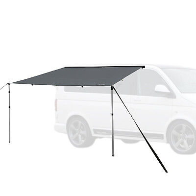 Sonnensegel QEEDO Motor Tarp Campingbus Camper Vorzelt, 2,5x2,5m, wasserdicht