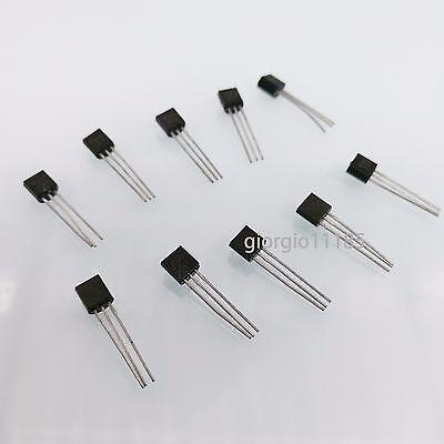 Us Stock 10pcs J310 Transistor 2sj310 J310 Rf Vhf Uhf Amplifier To-92