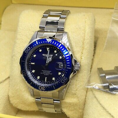 Invicta  Pro Diver 9204  Stainless Steel  Watch #1B