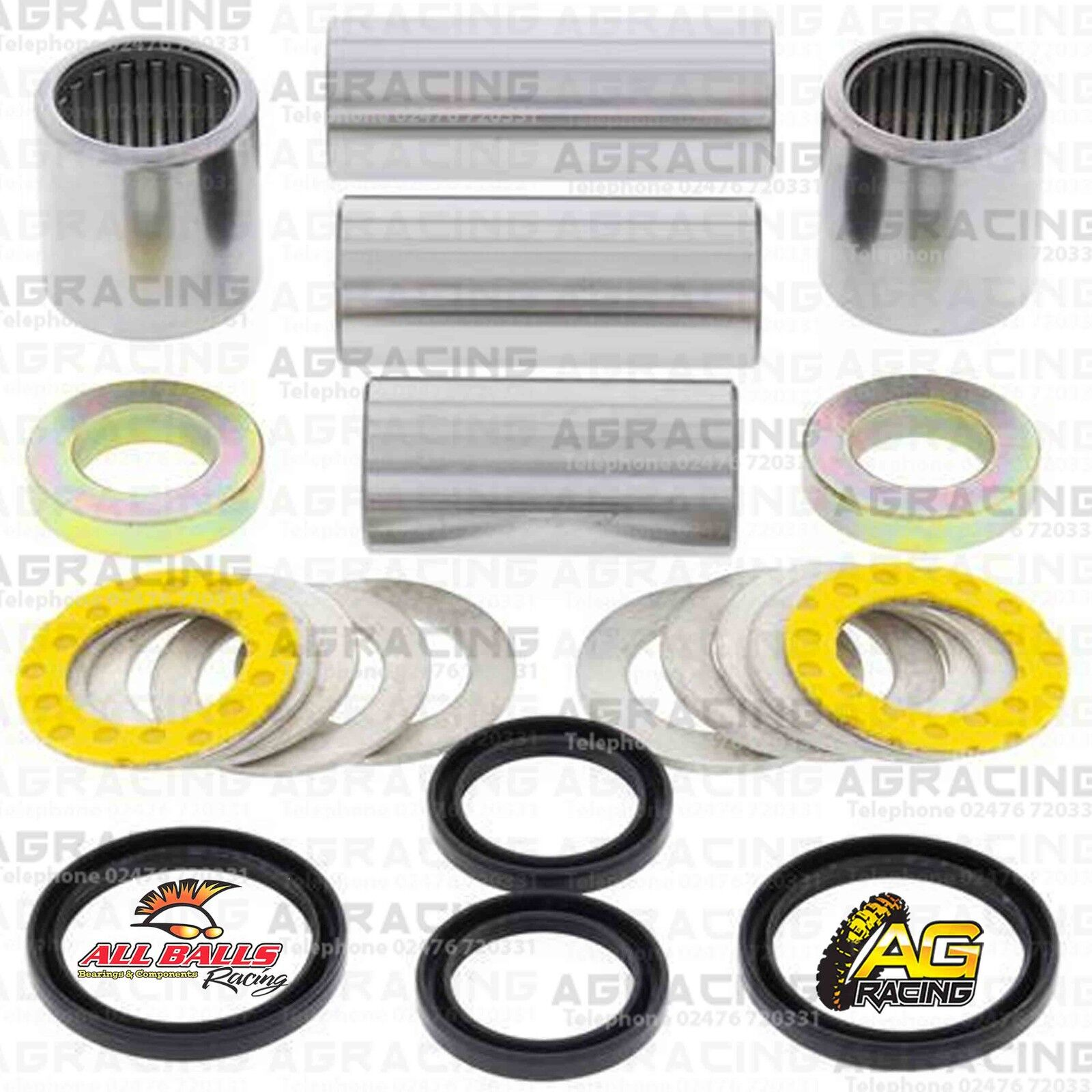 All Balls Linkage Bearings /& Seals Kit For Honda CRF 450R 2005 MotoX