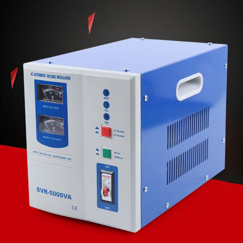 5000 Watt Step Down 220 to 110 Power Voltage Converter Stabilizer