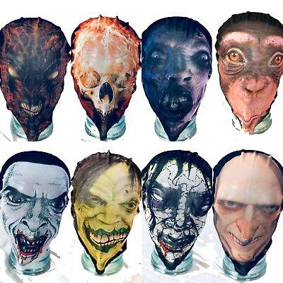 Halloween Kostüm Maske, Sturmhaube Voll Party Scary Kostüm Gesicht Verkleidung