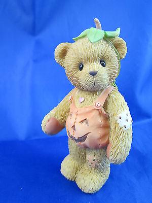 Enesco Cherished Teddies Adelaide In Pumpkin Costume - 798835  Halloween! MIB - Adelaide Halloween Costumes