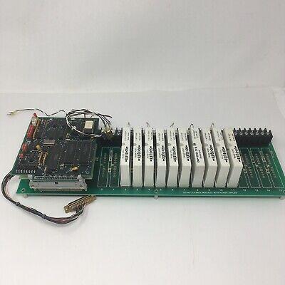 Opto 22 Pb16ah 16 Channel Analog Board W 5 Da4 And 5 Ad6t Plus B2 Brain Board