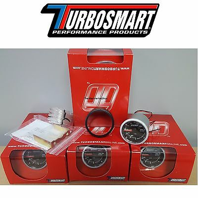 NEW IN STOCK Turbosmart 0 30PSI Boost Gauge 2 116 52mm  W All Hardware