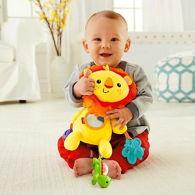 Fisher-Price Activity Toy Lion