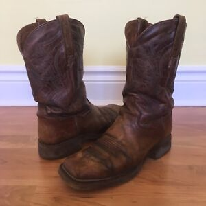 Dan Post Cowgirl Western Boots Size 10