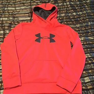 Under Armour hoodie- youth x- large