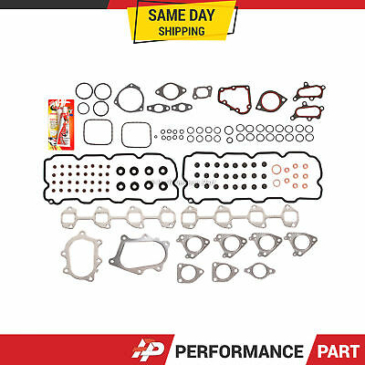 Gasket Set for 01-04 Chevrolet Silverado 2500HD 3500 GMC 6.6 OHV Diesel Turbo