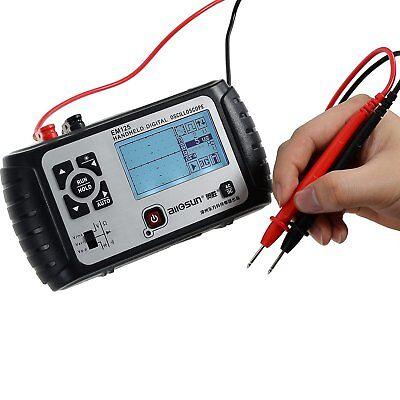 Oscilloscope Handheld Scope Digital Storage Multimeter DMM 25MHz Single Channel