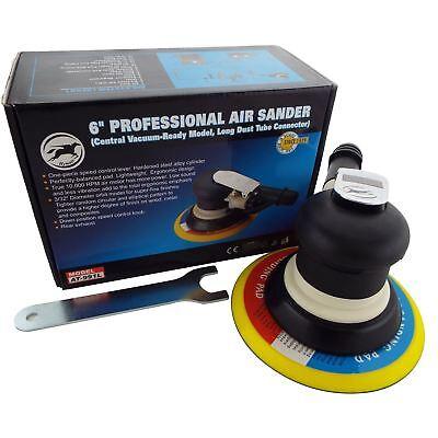 "150mm 6"" Professional Palm Air Sander 10,000rpm 6mm Random Orbit Sanding for sale  Shipping to Ireland"